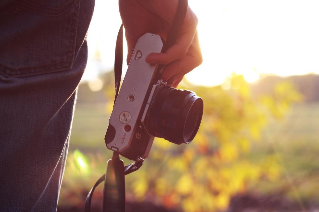21 February - Camera shy